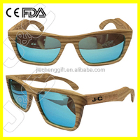 2015 wood glasses hinges and natural bamboo sunglasses with custom box