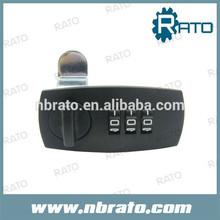 Digital rd-109 empotrado del gabinete de bloqueo con contraseña