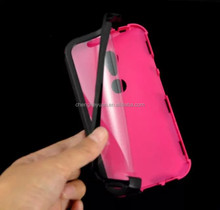 best selling products hybrid pc+tpu Touch Screen Phone Case For moto g2