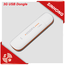 Cheap 3G USB Dongles Support SMS and Voice Calling