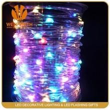 Low voltage transformer operated reel packed copper LED decorative unique string lights