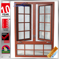 10 years warranty sound proof and weather proof double glazed windows and doors comply/aluminium window