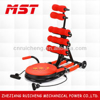 Hot selling total core ab machine exercise fitness
