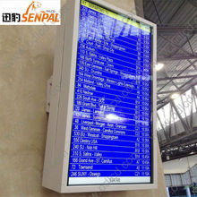 55 inch vertical totem lcd for mall,store,airport