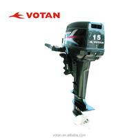 Electric start 15HP 2-stroke Outboard Motor ( VOTAN Manufacturer)