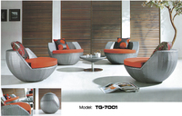 Costco Outdoor Furniture Dubai Export Import Rattan Patio Sectional Chairs With Table