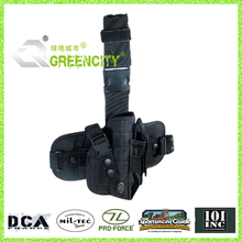 Special Tactical Black Leg Holster