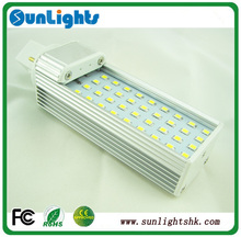 SMD2835 Warm/Nature/cool white CRI>80 G24 LED PL 5w/12W G24 LED