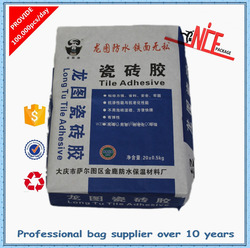 Advertising paper bags for cement inflatable valves dunnage pp woven bags