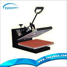 T- shirt ısı transferi basın süblimasyon makinesi makine üreticisi