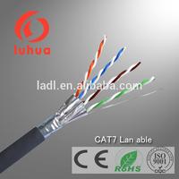 Cat5e/Cat6/Cat6A/Cat7 Flat Patch Cable