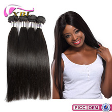 Lasting More Than One Year Brazilian Grade 7a Virgin Hair With Top Quality