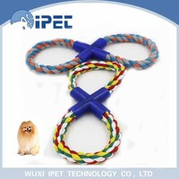 Ipet cotton rope chew running balls dog choice pet toy