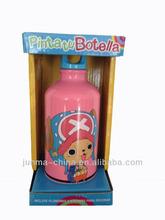 Heißer verkauf 500ml alu-trinkflasche für shop-dollar, 20% aus