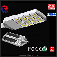 Meanwell driver Outdoor led street lighting 5 years warranty led street light price 200w 240w led street light manufacturers