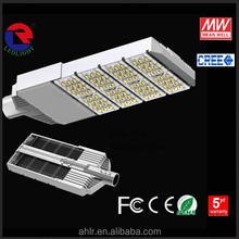 Meanwell driver Outdoor led street lighting 5 years warranty led street lights 100w 200w 240w led street light manufacturers
