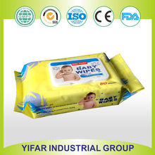 baby-care product pop up lid baby wipes