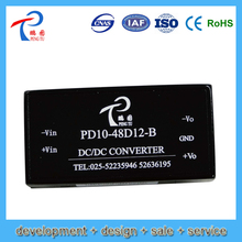 Input 18-36vdc Output 12vdc 20w converter factory directly