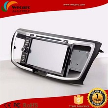 Wecaro Android 4.4 For Honda Accord 2013 Car Dvd Touch Screen Gps With 3G/WIFI Bluetooth IPOD TV Radio AUX IN