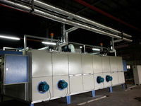 Durable useful used textile machinery in europe