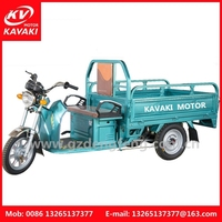 2015 Manufacturer supply waterproof motor cargo electric trike scooter for sale
