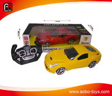 Beautiful kids RC car 1:16 four functions RC play car toys
