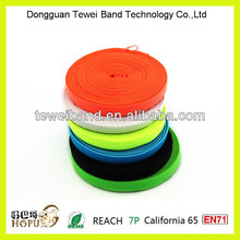 Fashion soft Elastic Band for underwear,elastic for famous brand,fluorescence color elastic