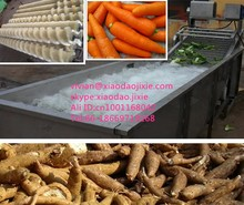 commercial leafy vegetable wash,spinach washing machine,carrot washing machine