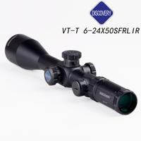 Discovery 6-24x50 Air Gun Rifle Scope