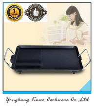 Small Size Japanese Teppanyaki griddle frying plate