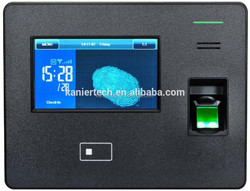 Hot Selling Network Finger Scan Bio Time Clock (KA380)