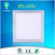 CE&RoHS Certificated Square 30W/40W/50W led light panel 2x2