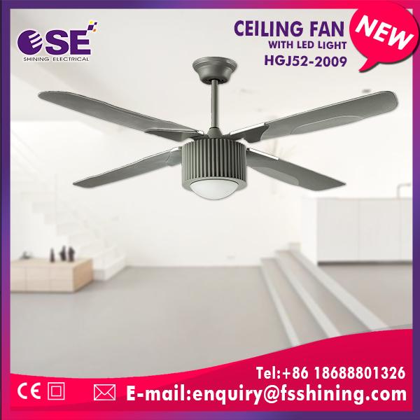 Multifuncional nuevo diseño de ventilador de techo smc precio con el certificado CE
