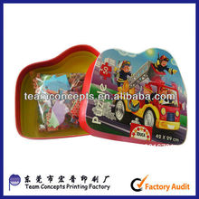 Imprenta barata puzzles/rompecabezas para el niño