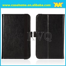book style decorative cover for kindle fire HD 7 with wallet