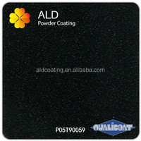 ALD black epoxy powder coating for steel pipe