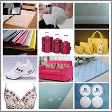 Water-based glue for bonding fabric/EVA/ sponge/leather/paper/aluminum foil etc