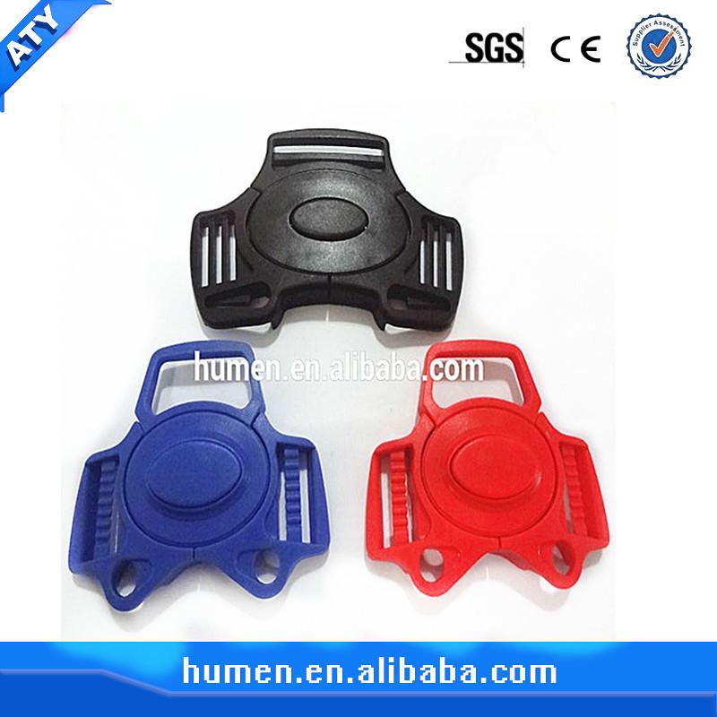 plastic release buckle buckles ,lock plastic buckles, Luggage plastic buckles