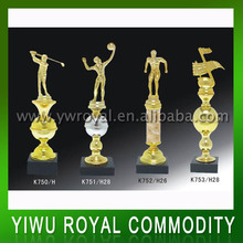High Quality Metal Sports Trophy Craft