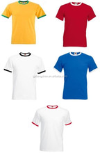 2014 new design popular new model men's t-shirt white