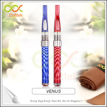 vapor pen wholesale with sterilization 2ml hi-tech atomizer e cig batteries 1600mah Cofttek Venus Kit