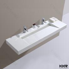 KKR eco friendly wash basins cloakroom wash basin with led light