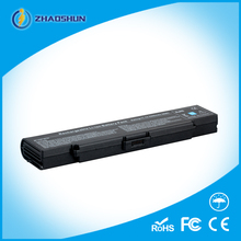 Selling well 6cells 5200mah 11.1v laptop battery for sony BPS9 replacement brand new laptop battery
