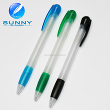 logo customized multifunction ball pen and pencil for promotion