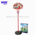 stand de baloncesto exterior mínima con tablero PE