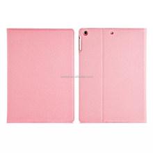 Luxury Silk Stripe Blink Leather Flip Smart Case Cover for Apple iPad mini