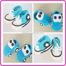 cheap hand baby boy crochet shoes imported from china
