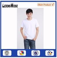 100 cotton factory direct clothing wholesale white t shirt men
