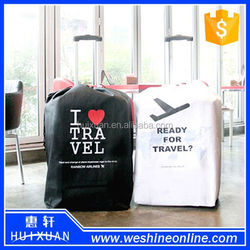 nonwoven luggage cover travel bags / dust cover