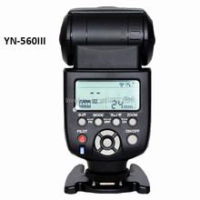 YONGNUO 2.4G Wireless Flash Speedlight YN-560 III for Canon Nikon Pentax Sony Panasonic DSLR Cameras,YN560 III,YN560III
